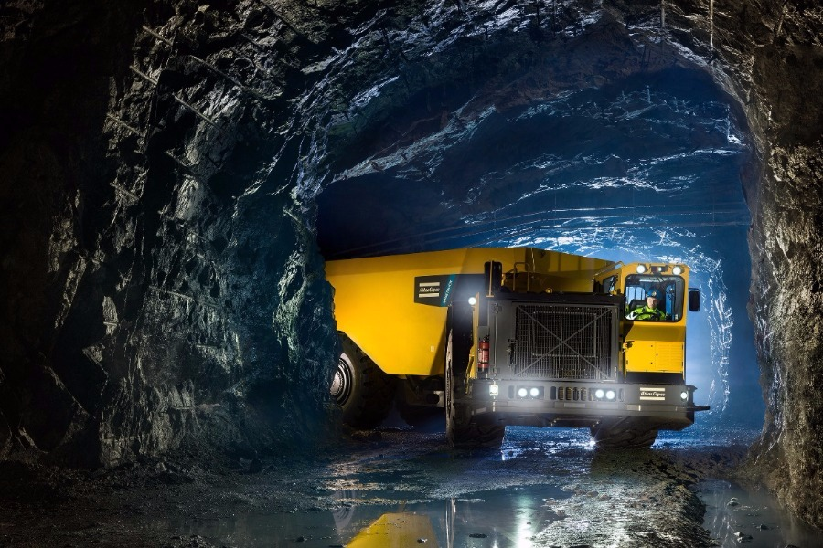 Zero emissions the target for underground mining says atlas copco - Mining images hd ...