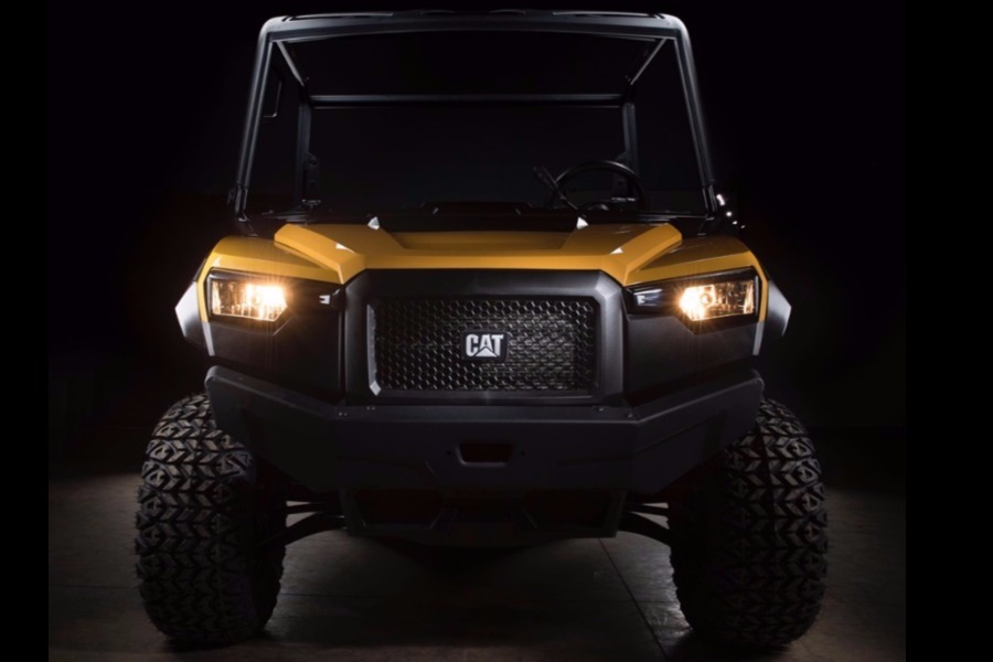 Cat for the first time introduces utility vehicles for First time home building guide